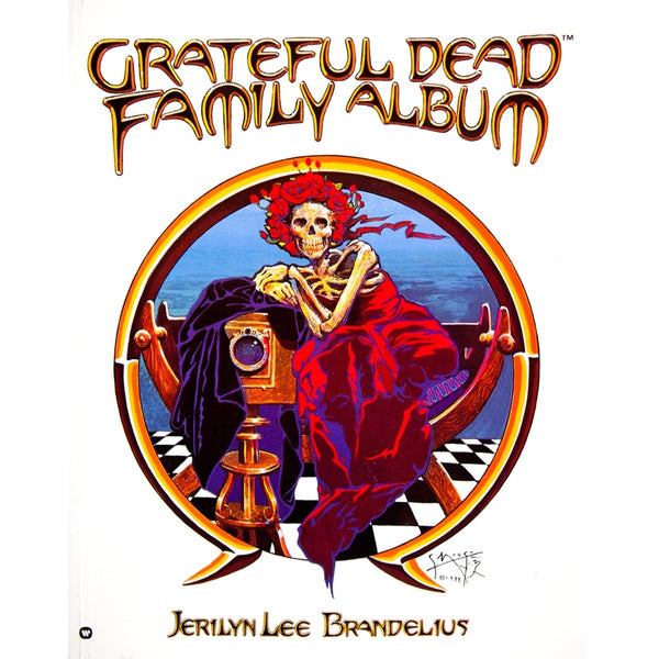 Grateful Dead - The Family Album Book