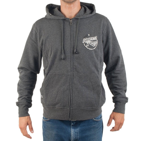 Rusty - Stellar Charcoal Adult Zip Hoodie