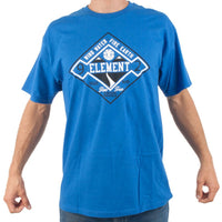 Element - Peaks Royal Blue T-Shirt