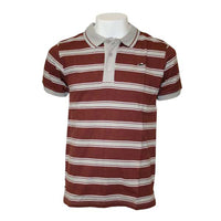 Atticus - Reyes Oxblood Polo T-Shirt