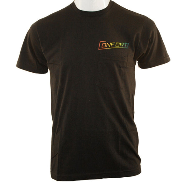 Conforti - Zuma Black T-Shirt