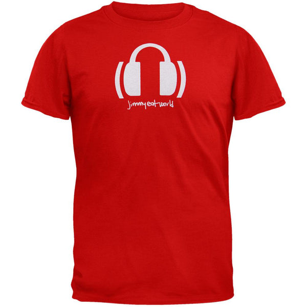 Jimmy Eat World - Headphones T-Shirt