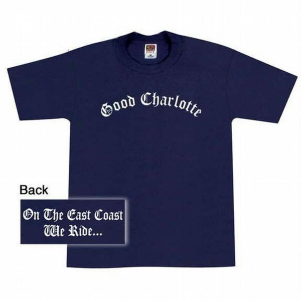 Good Charlotte - Ride Adult T-Shirt