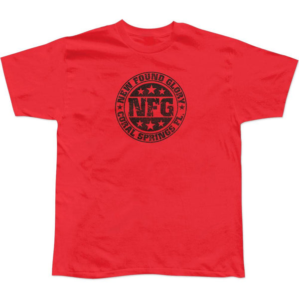 New Found Glory - Coral Springs T-Shirt