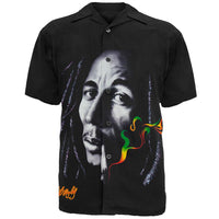 Bob Marley - Rasta Club Shirt