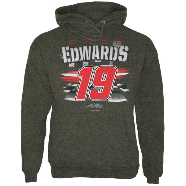 Carl Edwards - 19 Fan Up Adult Pullover Hoodie