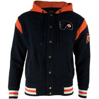 Philadelphia Flyers - Logo Stagger Adult Jacket