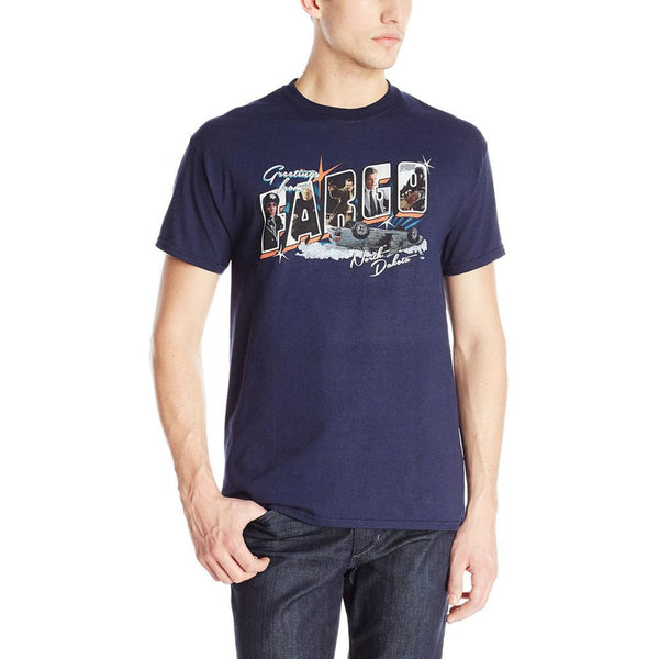 Fargo - Greetings From Adult T-Shirt