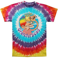 Grateful Dead - Ice Cream Cone Kid Tie Dye T-Shirt