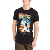 Back to the Future - Poster Adult T-Shirt