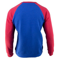 Captain America - Color Block Shield Adult Sweater
