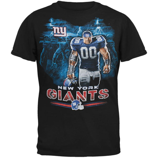 New York Giants - Tunnel Adult T-Shirt