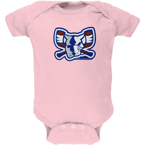 Richmond Riverdogs - Mad Dog Baby One Piece