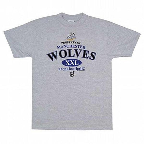 Manchester Wolves - Property Of Adult T-Shirt
