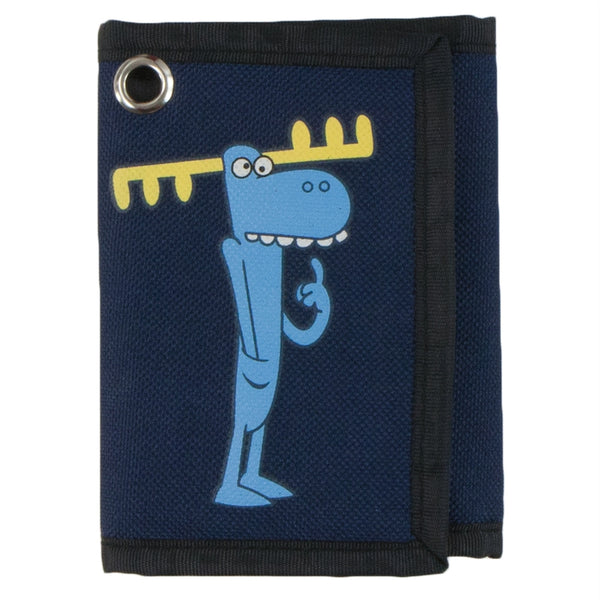 Happy Tree Friends - Lumpy Nylon Tri-Fold Wallet