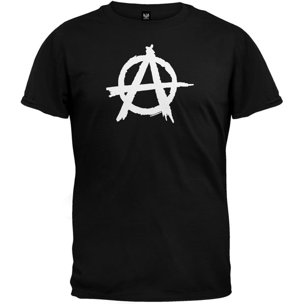 White Anarchy T-Shirt