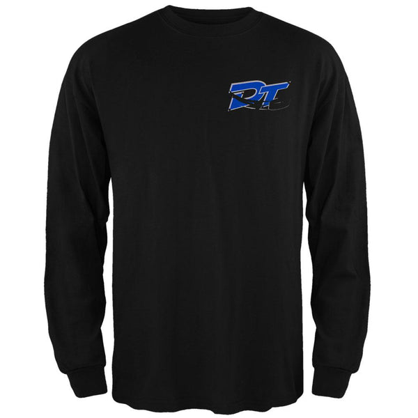 Danbury Trashers - Dual Logo Long Sleeve T-Shirt
