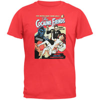 Cocaine Fiends - Poster Art T-Shirt
