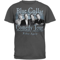 Blue Collar Tour - Rides Again T-Shirt