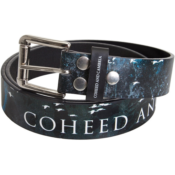 Coheed & Cambria - Logo Collage Belt