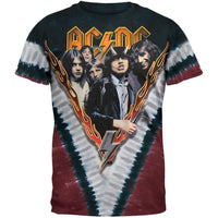 AC/DC - Highway To Hell V-Dye T-Shirt
