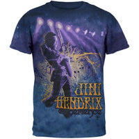 Jimi Hendrix - Electric Tie Dye T-Shirt