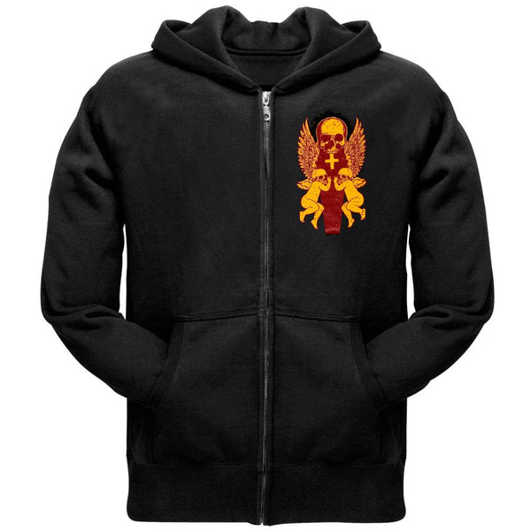 Bleeding Through - Scurvy Adult Zip Hoodie