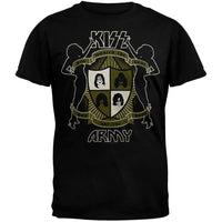 Kiss - Army Crest T-Shirt