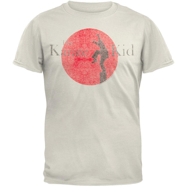 Karate Kid - Classic Logo Soft T-Shirt