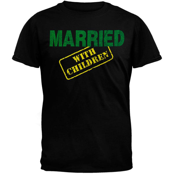 Married With Children - Logo T-Shirt