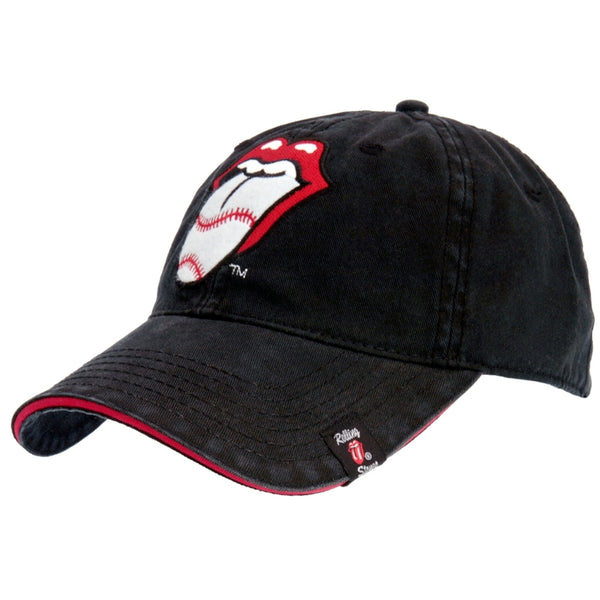 Rolling Stones - Baseball Tongue Baseball Cap