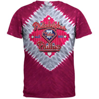 Philadelphia Phillies - In Field Tie Dye T-Shirt