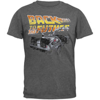 Back To The Future - Delorian Soft T-Shirt