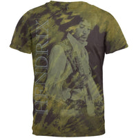 Jimi Hendrix - Earth And Space Tie Dye T-Shirt