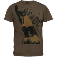 AC/DC - Angus On Shoulders T-Shirt
