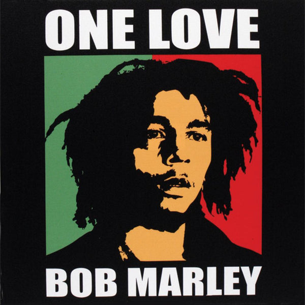 Bob Marley - One Love Small Canvas Print