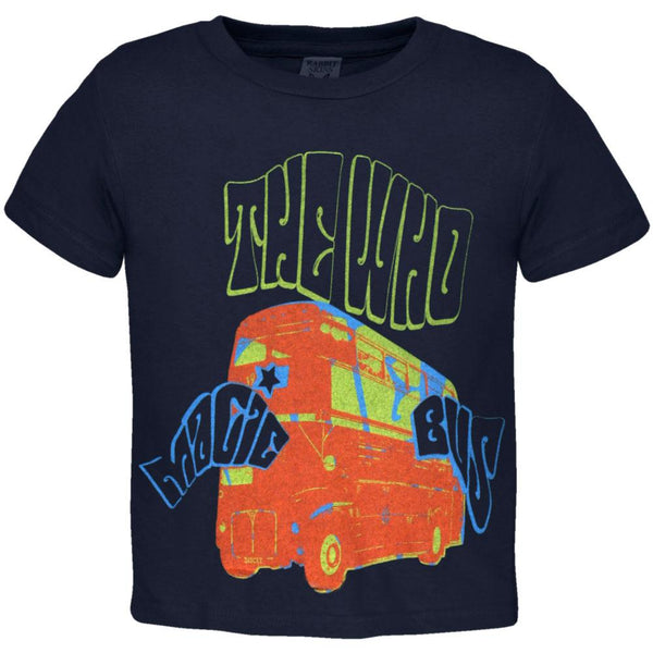 The Who - Magic Bus Toddler T-Shirt