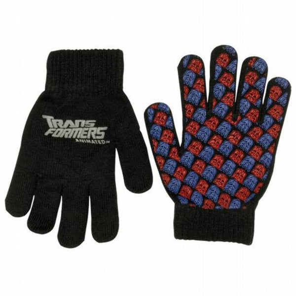 Transformers - Palm Logo Gloves