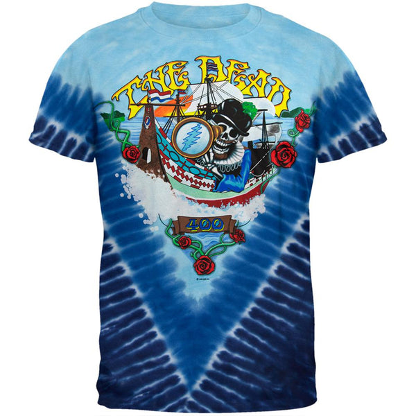 Grateful Dead - Albany 09 Tie Dye T-Shirt
