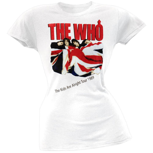 The Who - The Kids Juniors T-Shirt