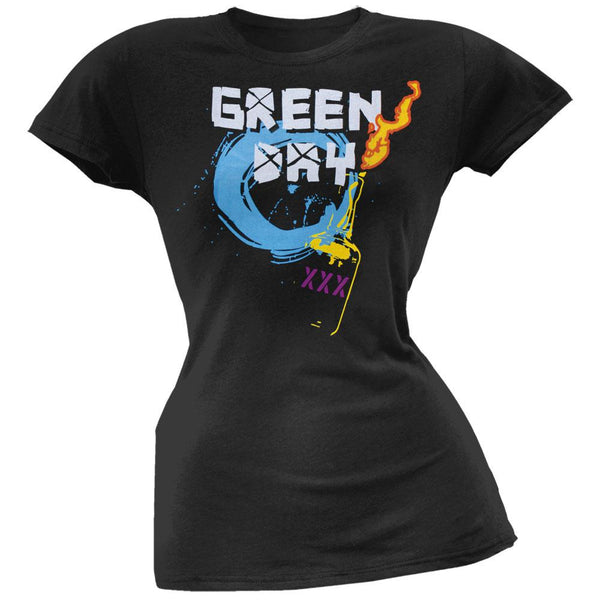Green Day - Molotov Juniors T-Shirt