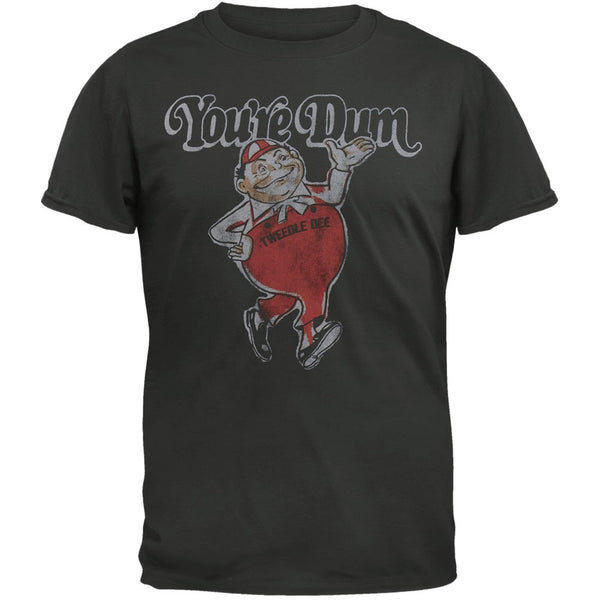 Alice In Wonderland - You're Dum Soft T-Shirt