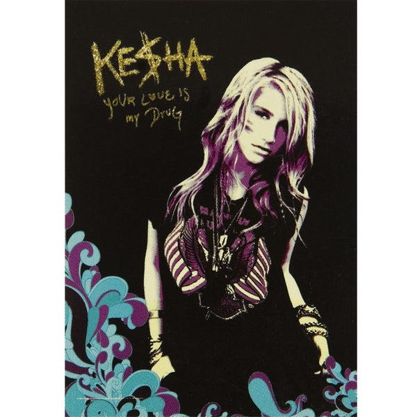 Ke$Ha - Your Love Is My Drug Tapestry
