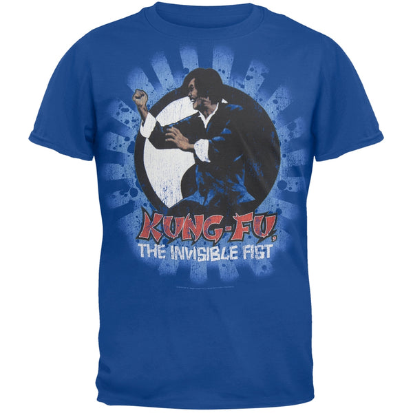 Kung Fu - The Invisible Fist Soft T-Shirt