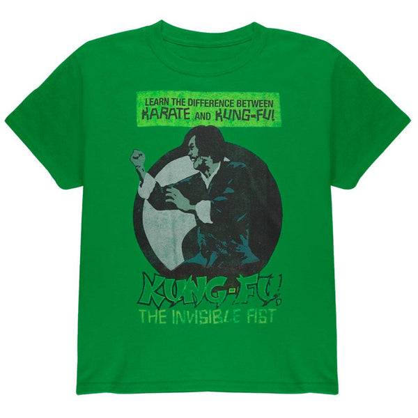 Kung-Fu - The Difference Between Youth T-Shirt