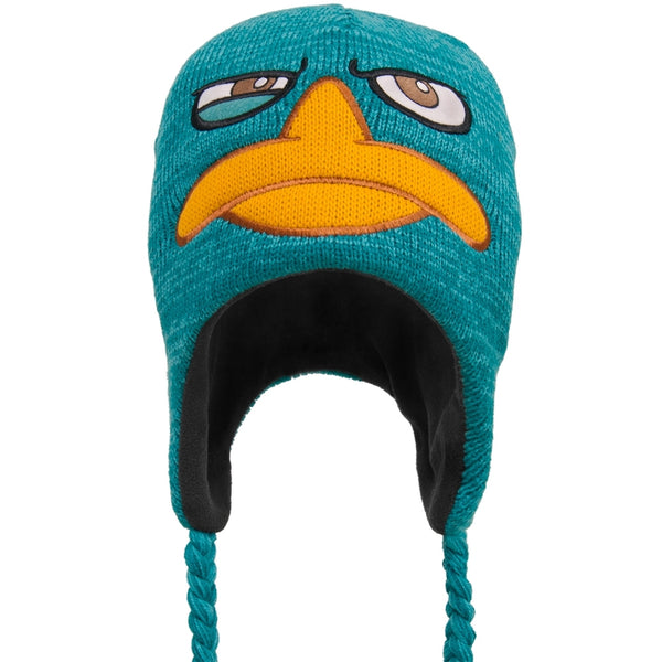 Phineas and Ferb - Perry Face Peruvian Knit Hat