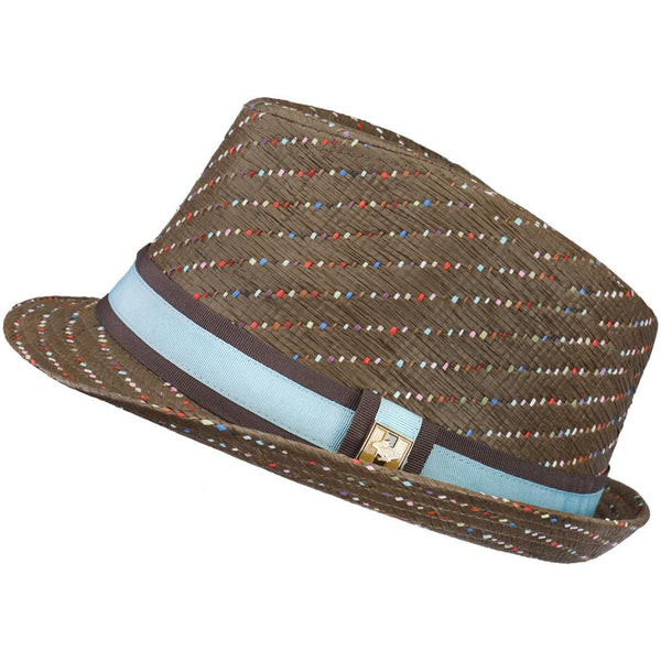 Peter Grimm - Asher Brown Fedora Hat