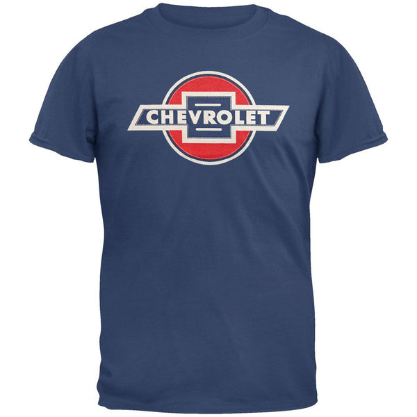 Chevrolet - Small Chevy Emblem Soft T-Shirt