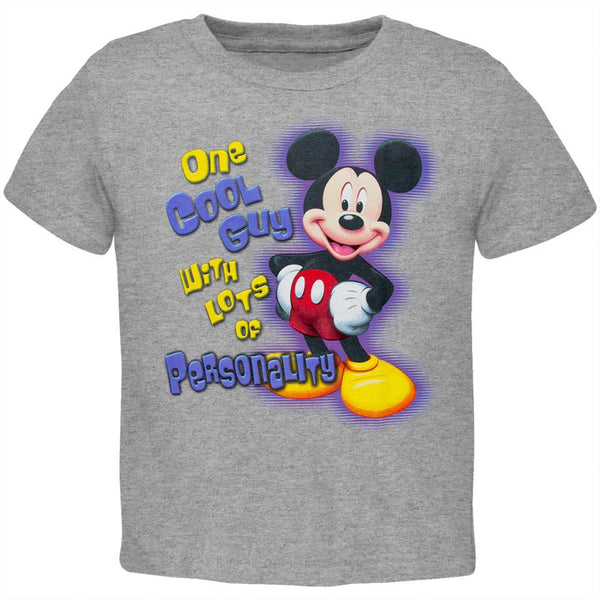 Mickey Mouse - One Cool Guy Youth T-shirt