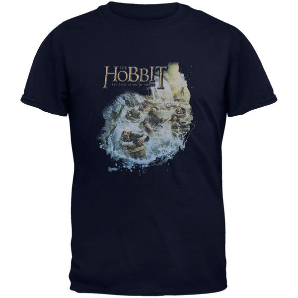 The Hobbit - Barreling Down Youth T-Shirt